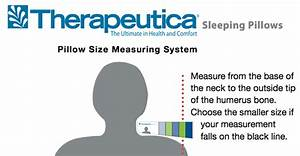 Therapeutica Cevical Pillow