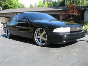 1995 Chevy Impala SS Custom