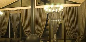 Rideaux Pour Salon Moderne : rideaux salons marocains modernes d co salon marocain ~ Teatrodelosmanantiales.com Idées de Décoration