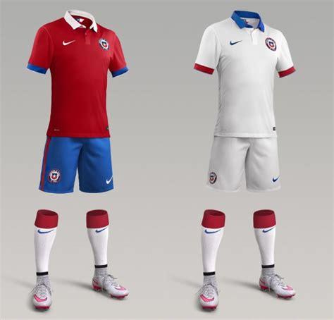Encuentra seleccion chilena de segunda mano desde $ 1.000. Nike hizo oficial la nueva camiseta que lucirá la ...