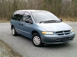 Sell Used 1997 Dodge Caravan Passenger Minivan 4