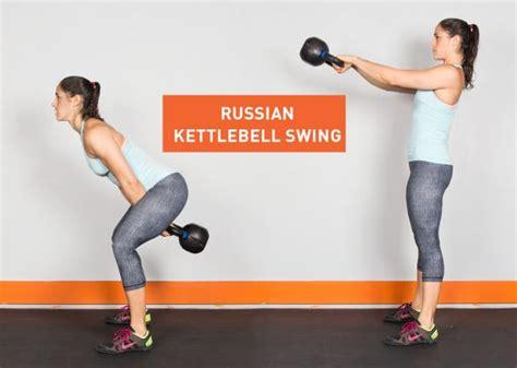 kettlebell muscles
