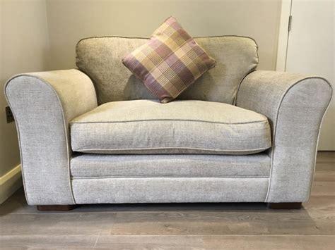 Snuggle Sofa by Beautiful Grey Snuggle Sofa Seat For Sale In