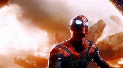 Endgame Avengers Spiderman Spider Marvel Looks Credits