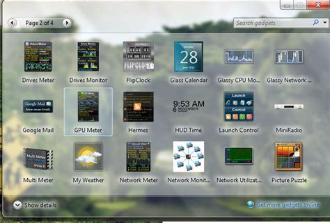 gadgets bureau windows 8 free gadget windows 8 for windows 7 imagesdagor