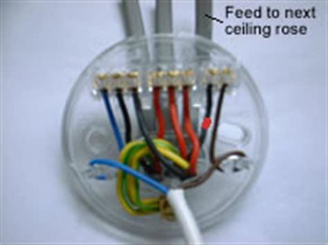 One Way Lighting Loop