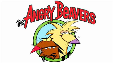 angry beavers theme song intro hq youtube