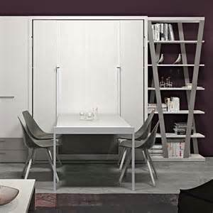 Murphy Bed with Drop Down Table