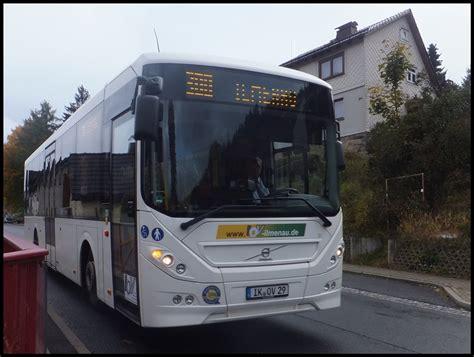 Ilmenau, Iov Omnibusverkehr Gmbh Ilmenau Fotos Busse