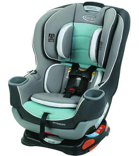 siege auto graco 123 graco extend2fit convertible car seat spire