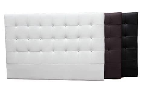 chambre blanc beige taupe tête de lit en cuir italien modèle rêve