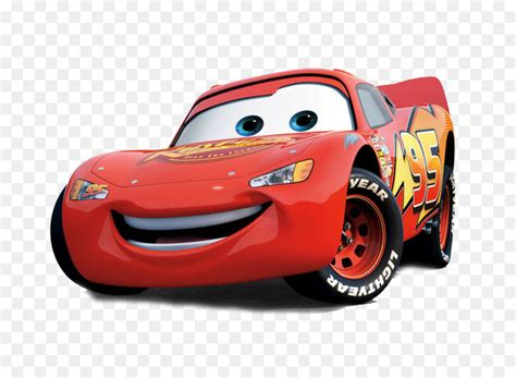 cars lightning mcqueen sally carrera birthday car png