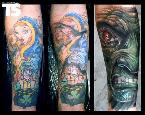 tattoo cover ups   worst tattoos