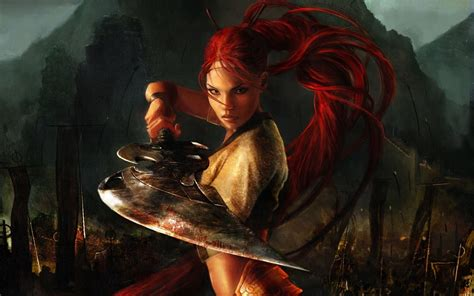 Heavenly Sword Wallpaper And Background Image