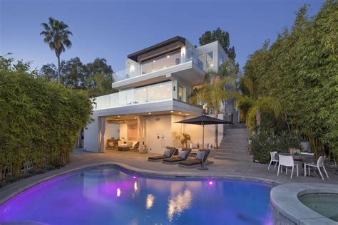 Harry Styles Lists Hollywood Hills Contemporary House For