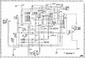 Diagram 1  Starting  Charging And Warning Lamps  Models