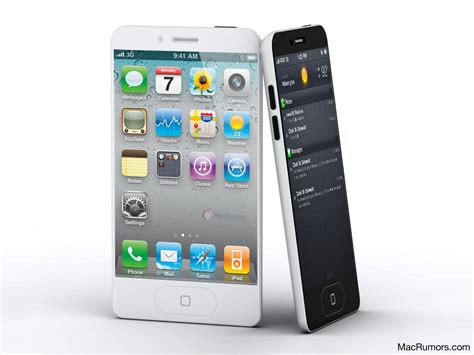 for iphone 5 this could be what apple s iphone 5 looks like mac rumors