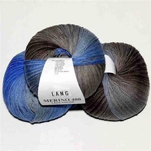 Grau Bis Schwarzbrauner Farbton : merino 400 lace color blau grau v lang yarns ~ Markanthonyermac.com Haus und Dekorationen