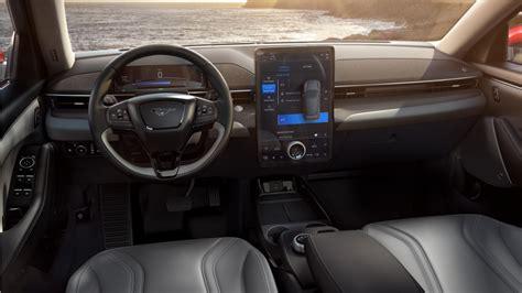ford mustang mach   interior wallpaper hd car