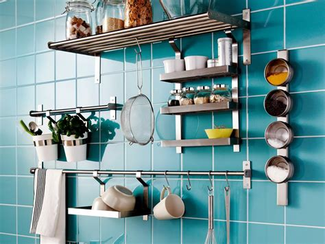 kitchen wall storage ideas 9 ideas to keep your kitchen functional and organized