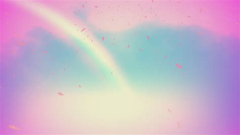 Rainbow Animated Wallpaper - pink rainbow wallpaper gallery