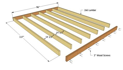 8x8 floating deck plans dan ini free 8x8 gambrel roof storage shed plans