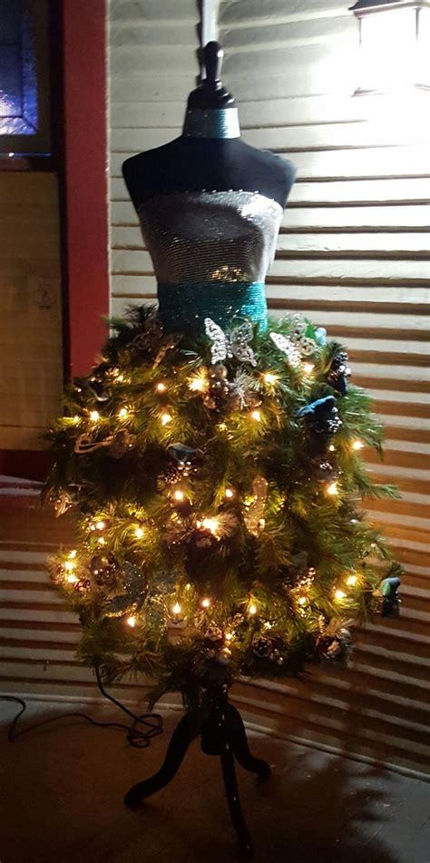 60 best diy dress form christmas trees images on pinterest