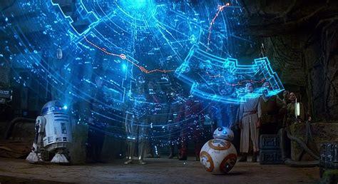 force awakens  big data management