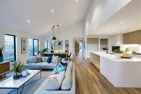 Modern Open Plan Floorplans