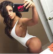Must See New Photo of Kaitlyn Showing Off Her Side Boob in a Onesie      Wwe Kaitlyn 2017