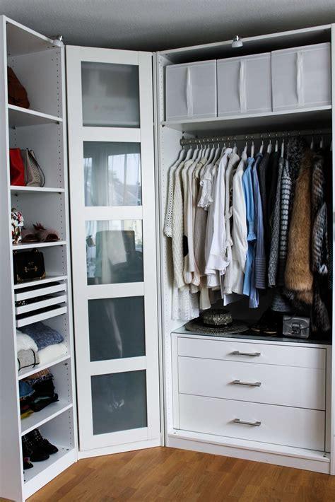 Ankleidezimmer Schränke Ikea by Mein Ankleidezimmer Tipps F 252 R Den Pax Kleiderschrank