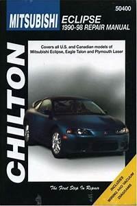 Mitsubishi Eclipse 1990 98 Chilton Repair Manuals