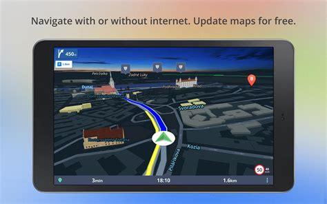 offline maps navigation for android apk