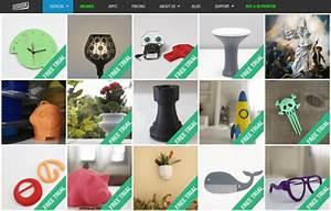 Kostenlose 3d Modelle : 3d drucker vorlagen kostenlos die besten webseiten 2019 ~ Watch28wear.com Haus und Dekorationen