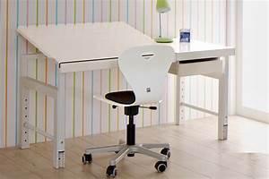 Schreibtisch Kinder Höhenverstellbar : ziggy comfort der wei e massivholz schreibtisch ~ Lateststills.com Haus und Dekorationen
