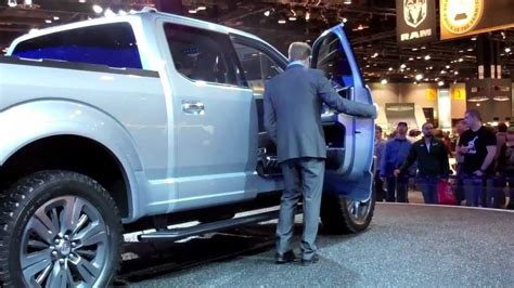ford atlas   truck concept youtube