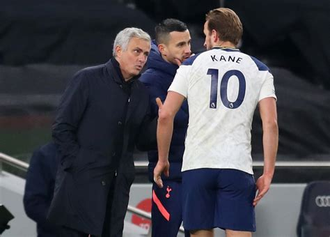 Jose Mourinho: Tottenham have 'grown up' after going ...
