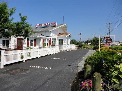 Captain Parker's Pub, West Yarmouth  Menu, Prices