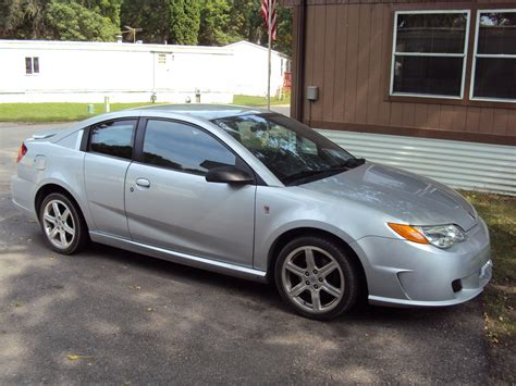 2004 Saturn Ion Red Line Overview Cargurus