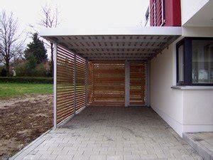 Carports & Bikeports  Galerie  Metallbau Spieker