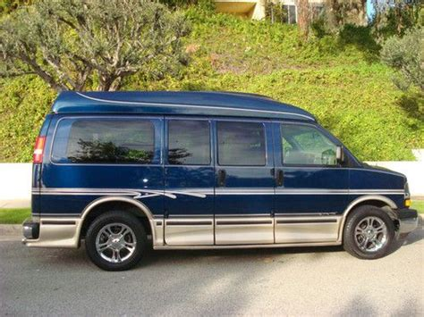 purchase   chevrolet express  ice cream truck