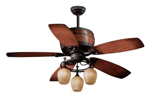 cabernet ceiling fan with glass shades