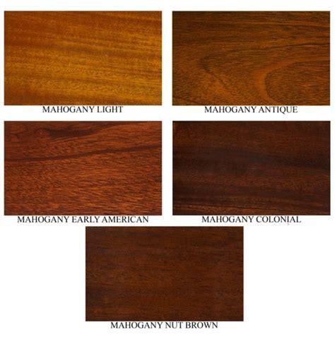 8 best mahogany stains images on mahogany