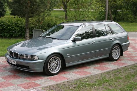 Bmw E39 Pics (detailed And Lowered.... More)
