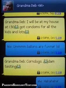 17 Best images about Parents Shouldn't Text : Epic Fail on ...
