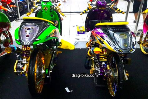 Modifikasi Motor Scoopy Injeksi by 40 Foto Gambar Modifikasi Scoopy Thailook Simple Jari Jari