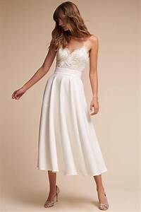 Midi wedding dresses stacees fabulous designs wedding for Midi length wedding dress
