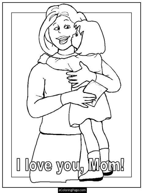 love  mom coloring pages az coloring pages