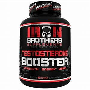 Testosterone Booster For Men - Estrogen Blocker