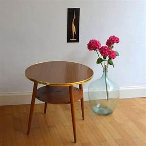 Table Basse D Appoint : table d 39 appoint table basse ann es 50 ~ Teatrodelosmanantiales.com Idées de Décoration